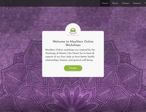 Maylilacs Online Workshops