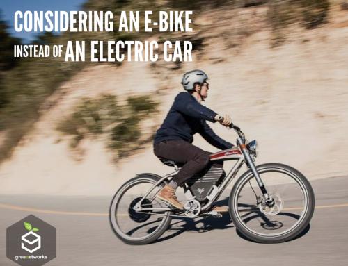 Considering An E-Bike Instead Of An Electric Car التفكير في الدراجة الكهربية بدلا من السيارة الكهربائية