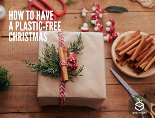 How to Have Yourself a Plastic-Free Christmas كيف تقضي عيد الميلاد بدون استخدام البلاستيك