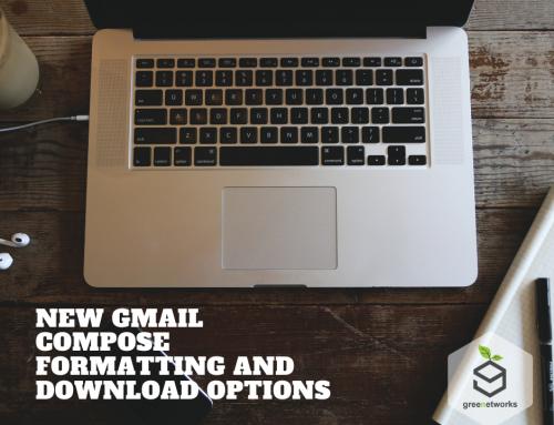 New Gmail compose formatting and download options يضيف Gmail خيارات جديدة للتنسيق والتنزيل