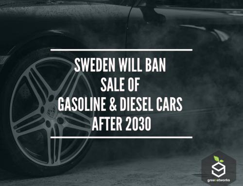 Sweden Will Ban Sale Of Gasoline & Diesel Cars After 2030 السويد ستحظر بيع سيارات البنزين والديزل بعد 2030