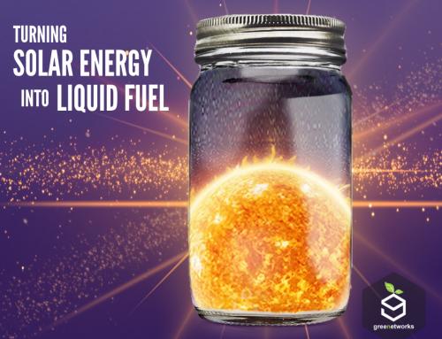 Turning Solar Energy Into Liquid Fuel تحويل الطاقة الشمسية إلى وقود سائل